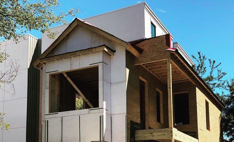 Historic Home Renovations Charleston